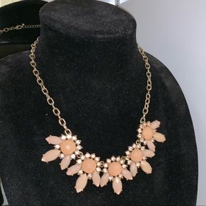 Forever 21 Blush Pink Necklace